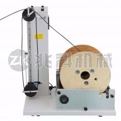 重型滚轮式自动放线架