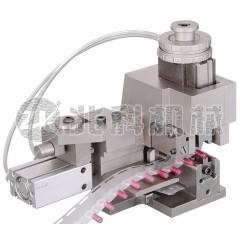 塑料带绝缘端子自动卷料模具(40mm行程)