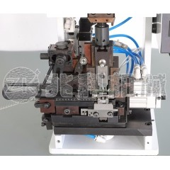 连剥带打端子机,自动剥皮端子机,可订制双线型