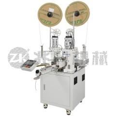 高速型全自动双压端子机