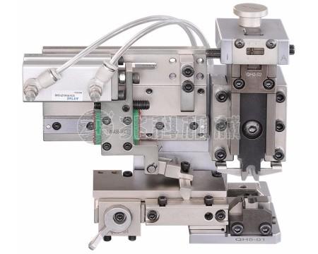 欧式40mm行程气动送料横模